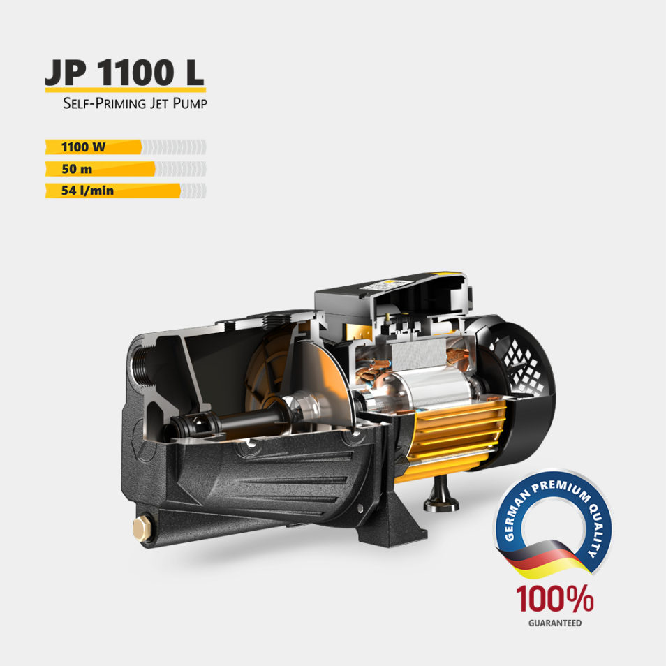 Центробежный насос JP 1100 L