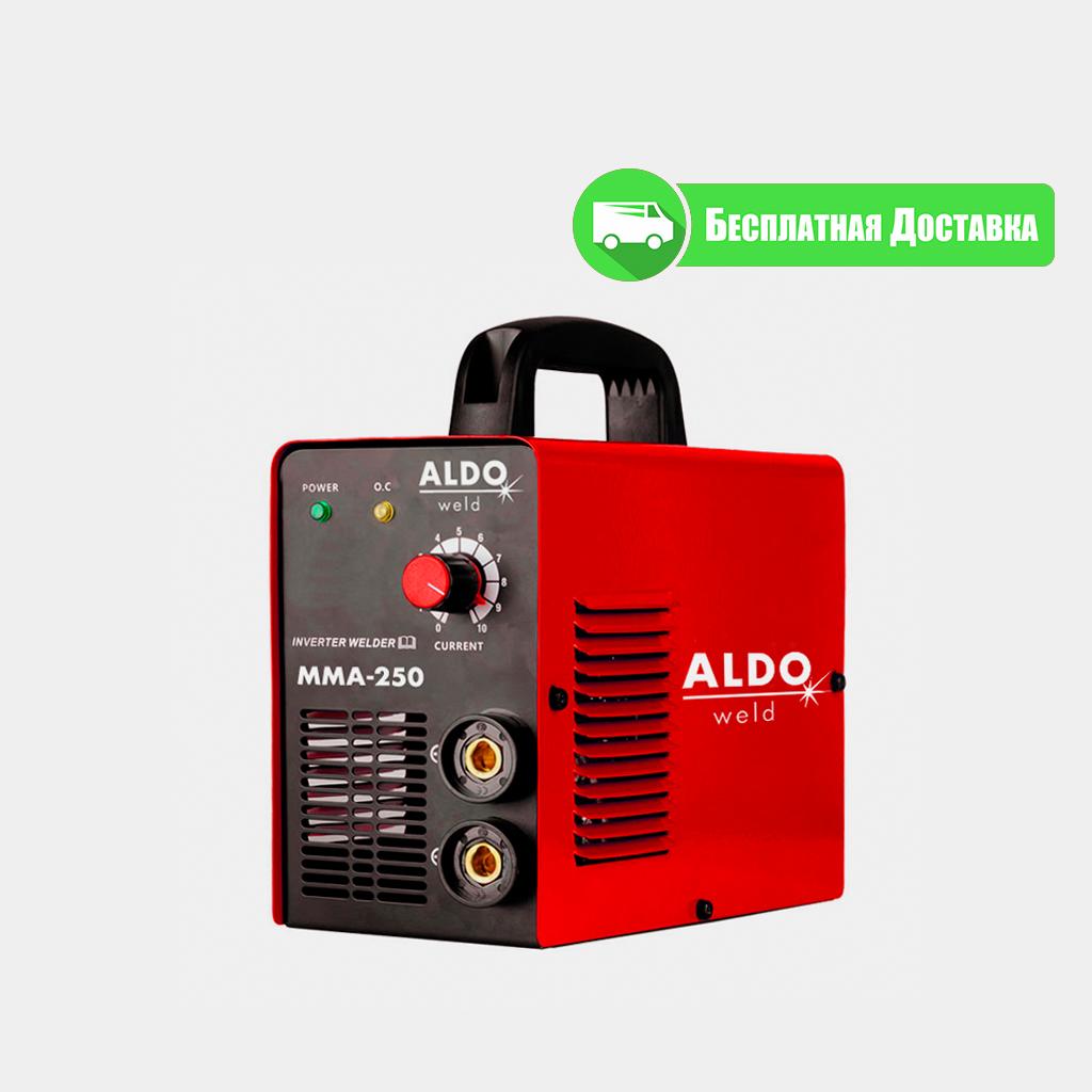 Сварочный инвертор ALDO MMA-250