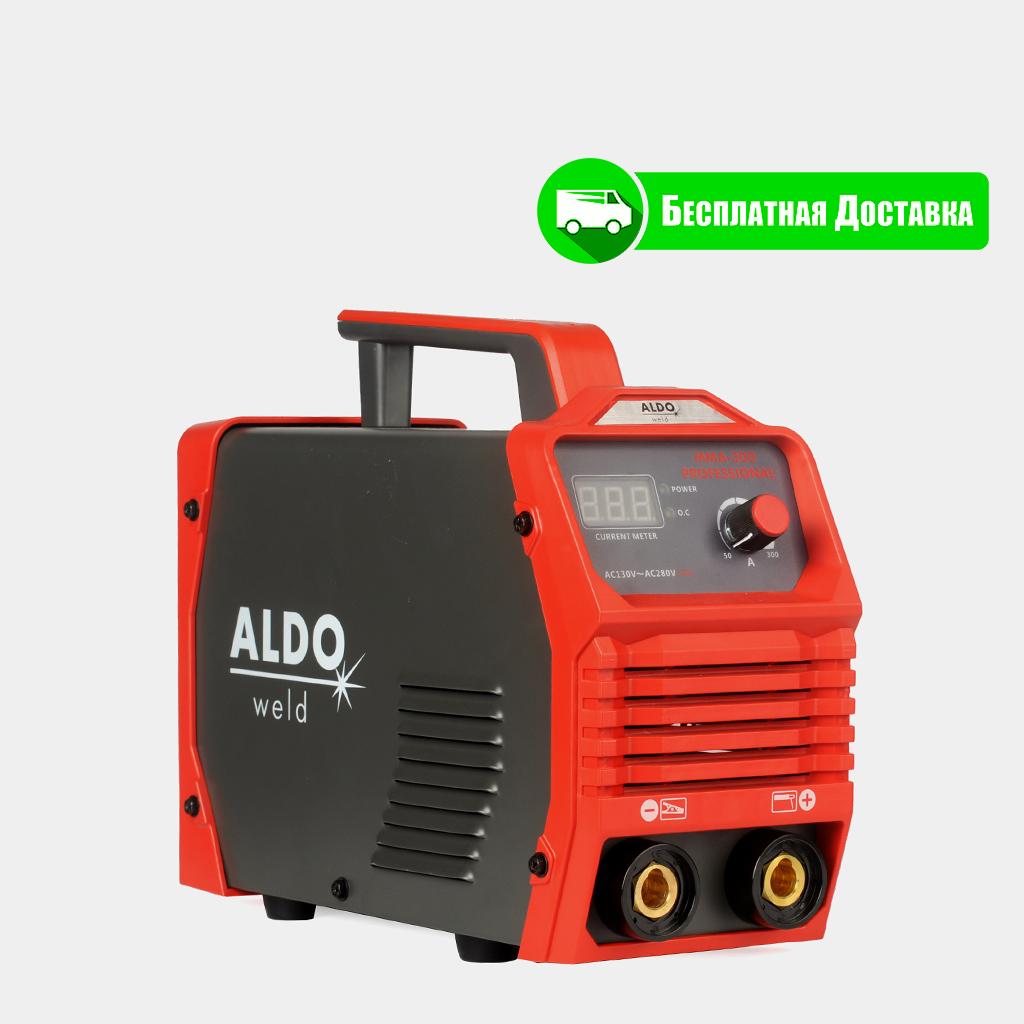 Сварочный аппарат ALDO MMA-300 PROFESSIONAL