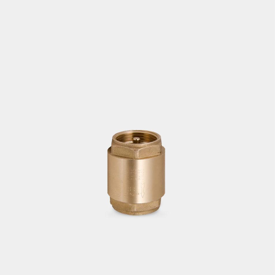 "Обратный клапан 1"" латунный ITAP"