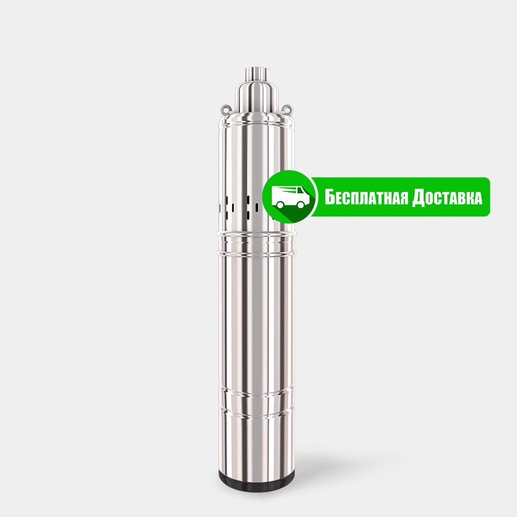 Шнековый скважинный насос 4QGD 2.6/10 1000W